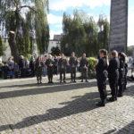 Apel poświęconym pamięci ofiar II Wojny Światowej